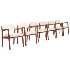 Set of 6 Dining Chairs by Edward Wormley