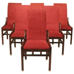 Set of 6 Dining Chairs by Henredon