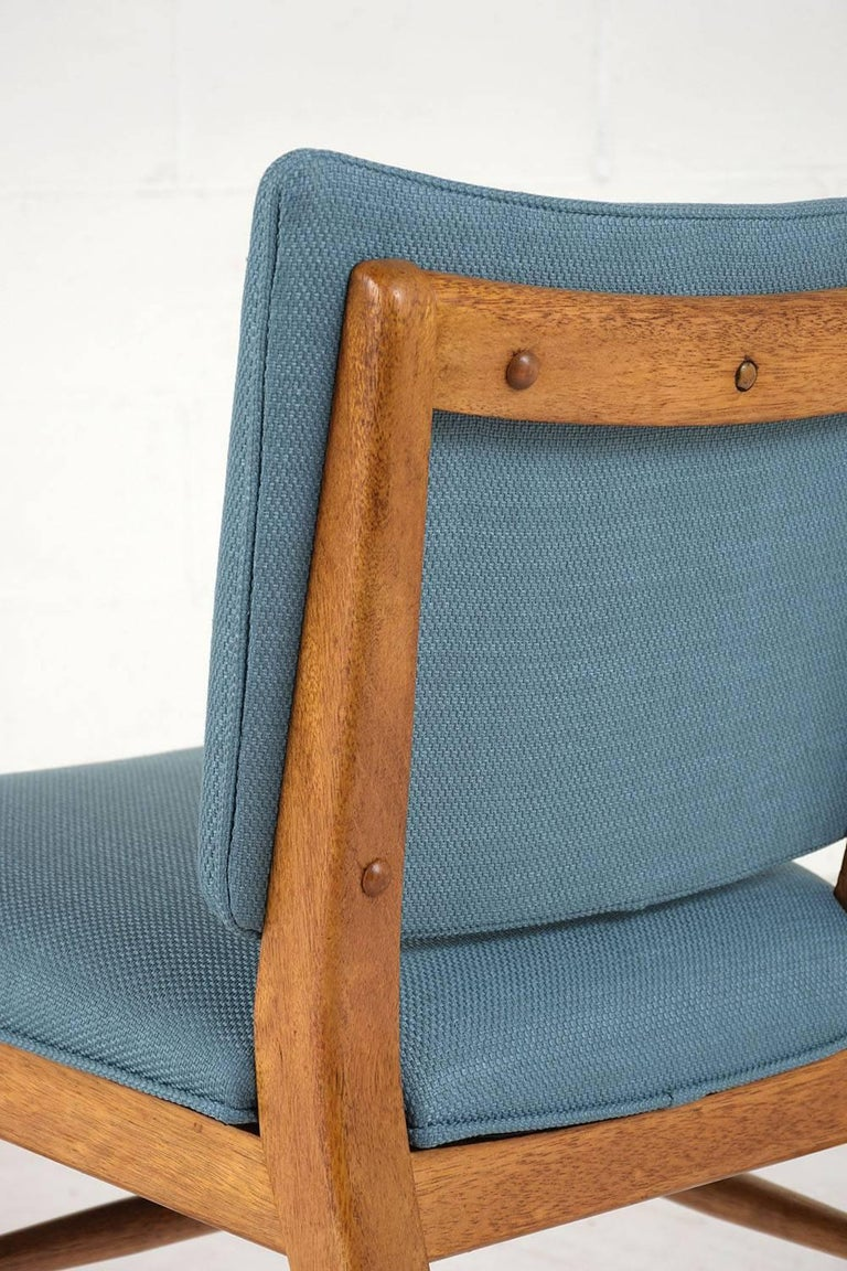 20th Century Set of Six Dining Room Chairs by John Keal for Brown Saltman For Sale