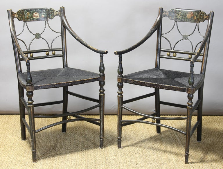 Set of 6 Early 19th Century American