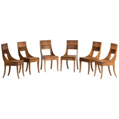 Set of '6' Empire Chairs