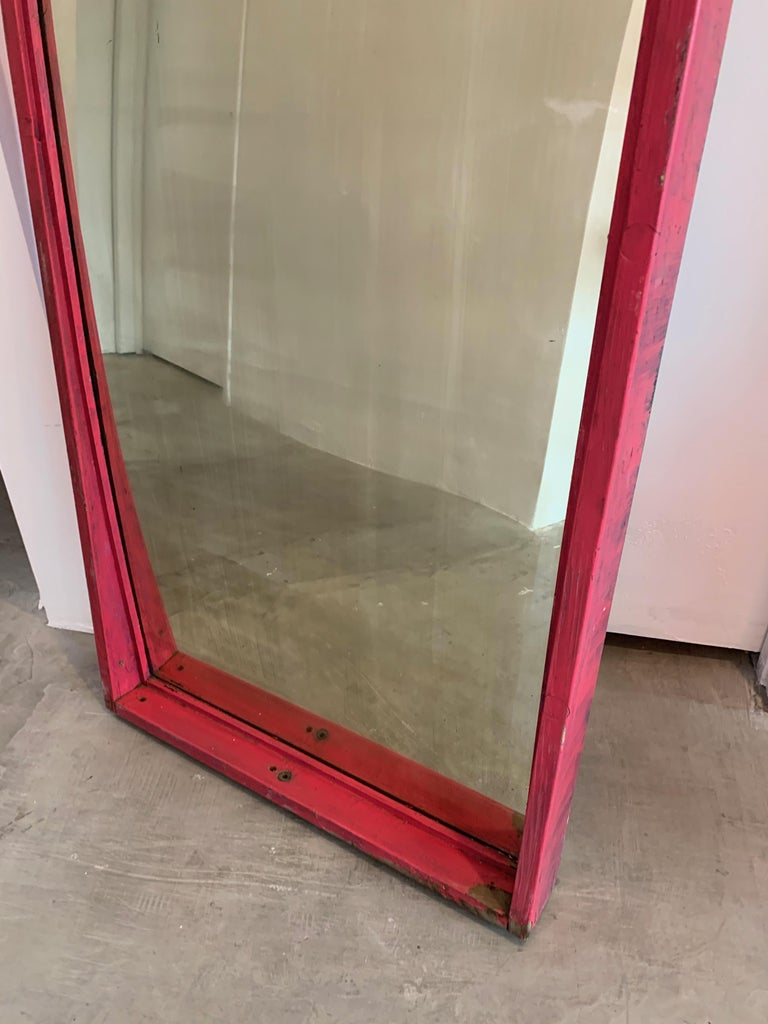 Set of 6 Glass Carnival Mirrors For Sale 15