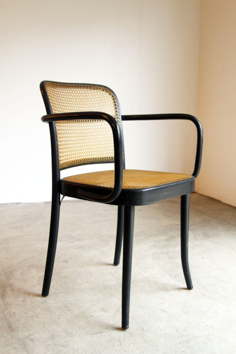 Set of 6 Josef Hoffman for Stendig Dining Chairs In Good Condition In St. Louis, MO