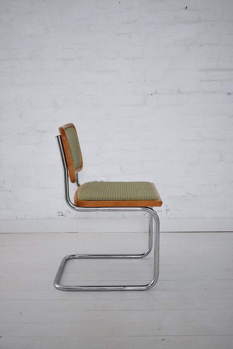 Austrian Set of 6 Marcel Breuer B32 Cesca Chairs by Bene, Austria, 1980s For Sale