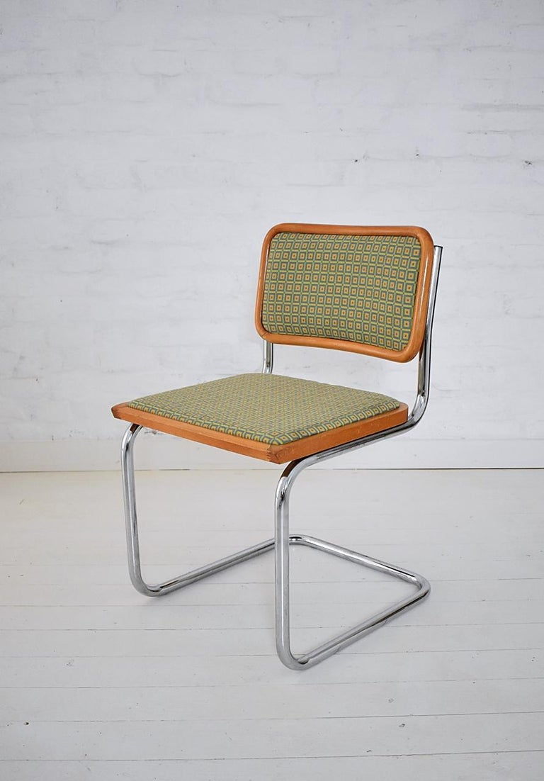 Set of 6 Marcel Breuer B32 Cesca Chairs by Bene, Austria, 1980s In Good Condition For Sale In Debrecen-Pallag, HU