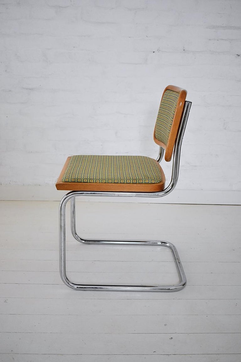 20th Century Set of 6 Marcel Breuer B32 Cesca Chairs by Bene, Austria, 1980s For Sale