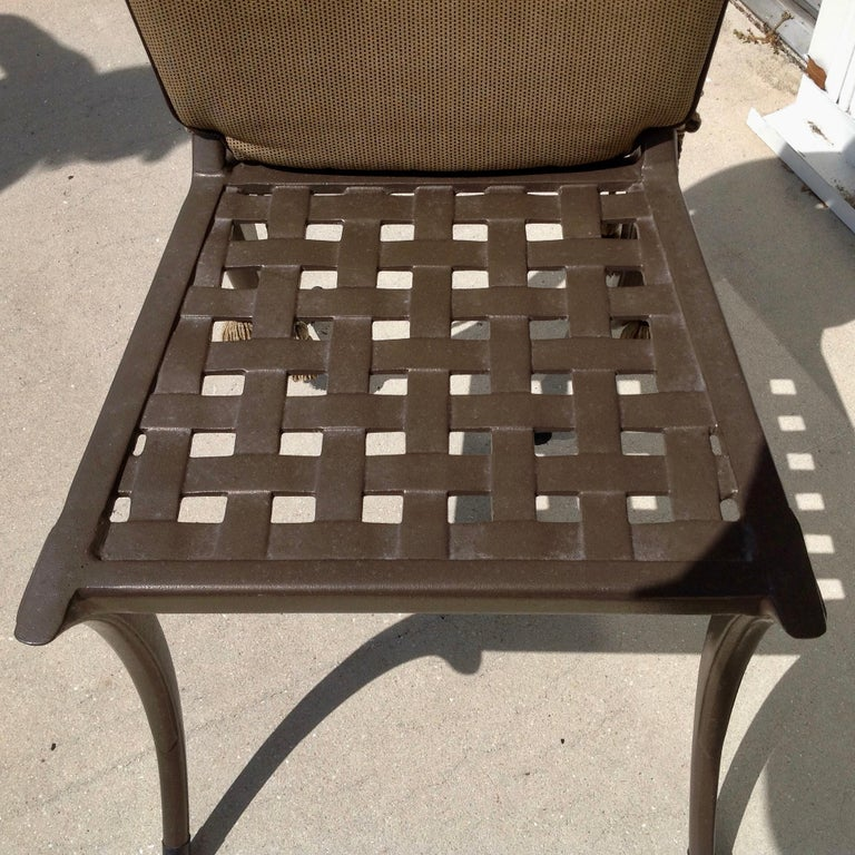 Set of 6 Michael Taylor Klismos Chairs For Sale 7