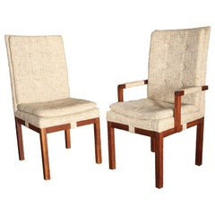 Set of 6 Mid Century Dining Room Chairs