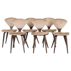 Set of Mid-Century Modern Norman Cherner for Plycraft Dining Chairs