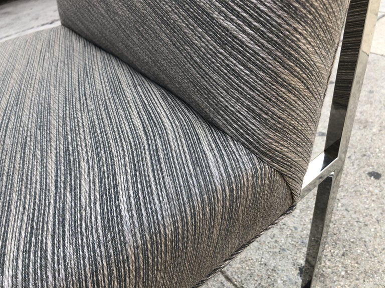 Set of 6 Modern Dining Chairs For Sale 1