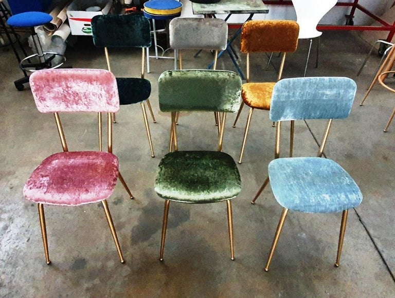 Set of 6 Miss Ava Chairs 8