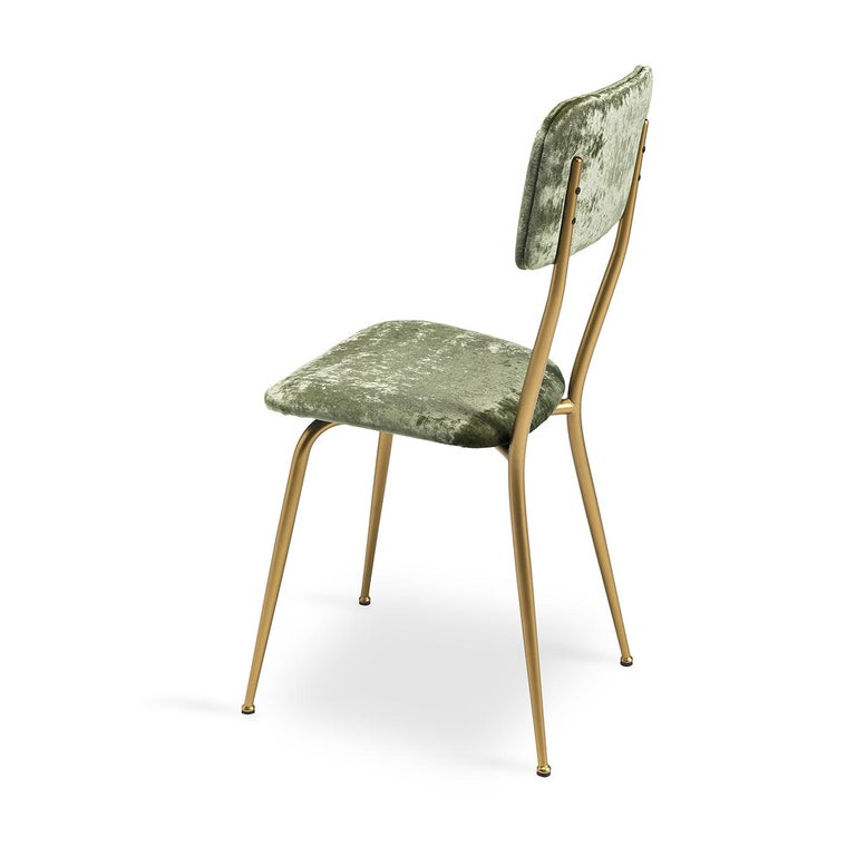 Contemporary Set of 6 Miss Ava Chairs