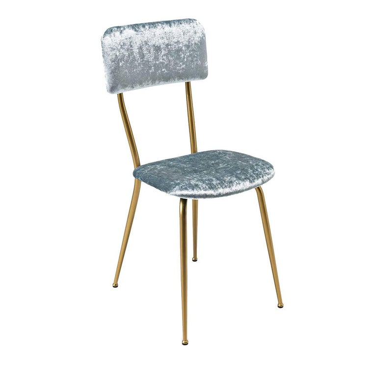 Metal Set of 6 Miss Ava Chairs