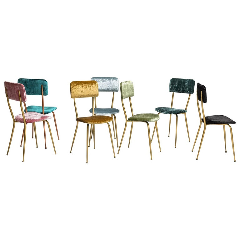 Set of 6 Miss Ava Chairs