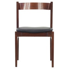 "Set of 6 ""Model 101"" Dining Chairs, Designed by Gianfranco Frattini, Cassina"