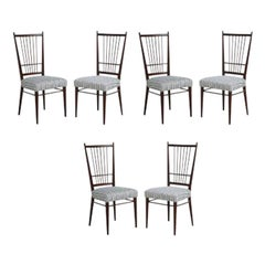 Osvaldo Borsani Dining Chairs