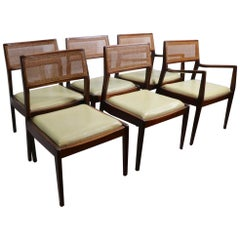 Set of 6 Risom Playboy Dining Chairs
