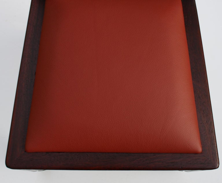 Set of 6 Rosewood Chairs from Richard Riemerschmid For Sale 11