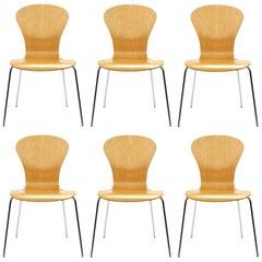 "Set of 6 Ross Lovegrove ""Sprite"" Chairs"