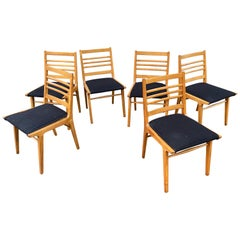 Set of 6 RWAY Dining Chairs