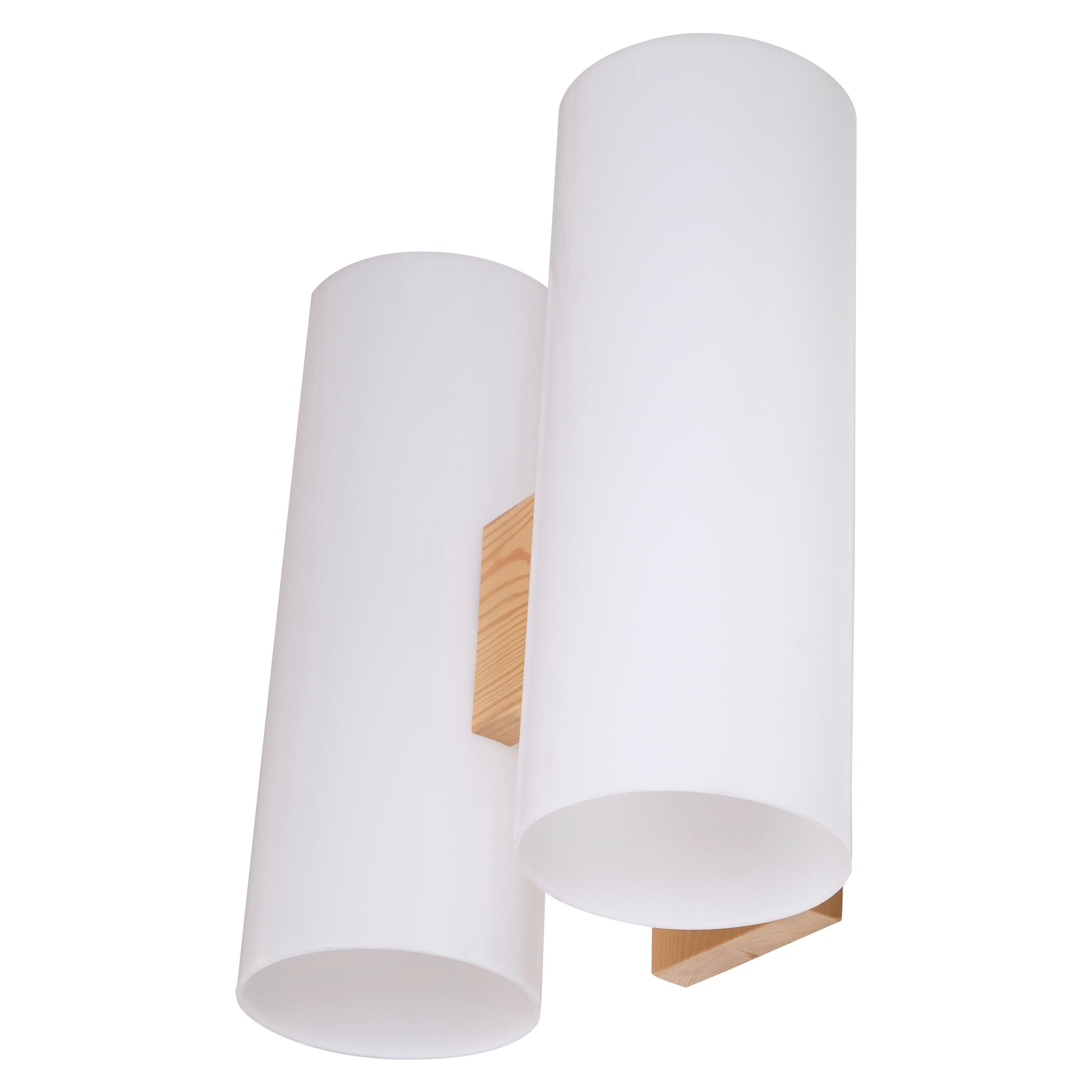 Set of 6 Wall Lamps by Uno & Östen Kristiansson for Luxus, 1960s