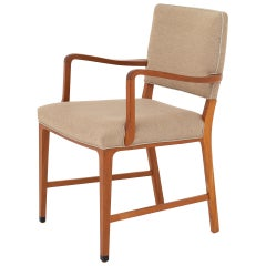 Set of 8 Armchairs by Unknown Danish Designer