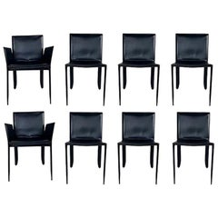 "Set of 8 Cattelan Italia ""Piuma"" Chairs"