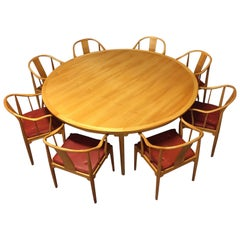 Set of 8 China Chairs by Hans J. Wegner
