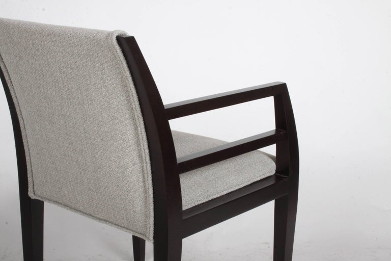 Set of Eight Constantin Boym Arbat Dining Chairs In Excellent Condition For Sale In St. Louis, MO