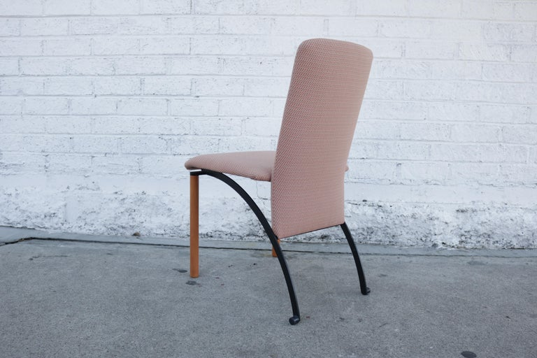 Modern Set of 8 Dining Chairs by Castelijn For Sale
