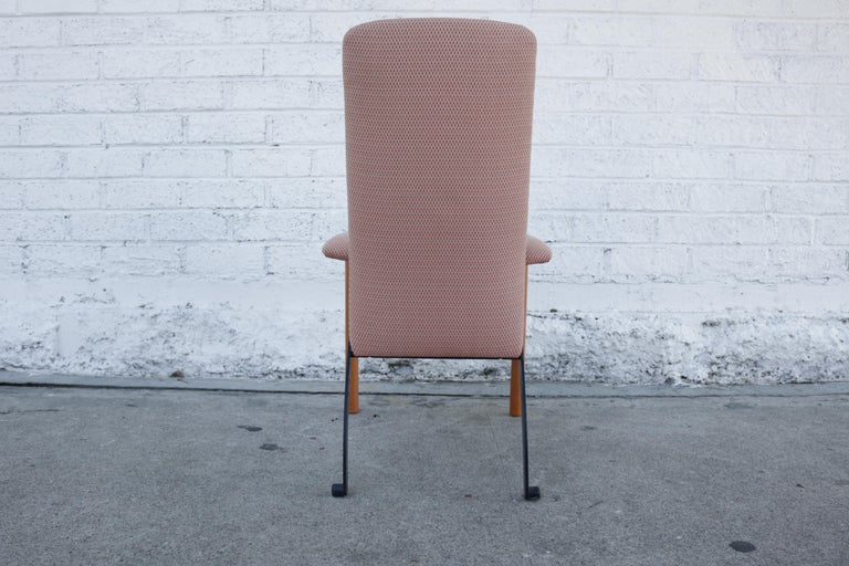 Dutch Set of 8 Dining Chairs by Castelijn For Sale