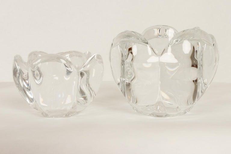 Set of 8 Holmegaard Glass Candleholders, 1980s  For Sale 13
