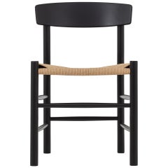 Set of 8 J39 Chair by Børge Mogensen