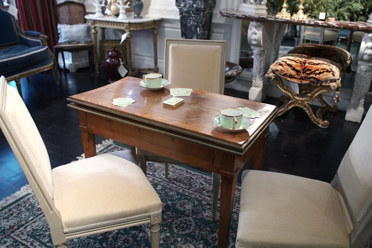 20th Century Set of 8 Louis XVI Style Chairs For Sale