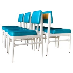 Set of 8 Mexican Dining Chairs