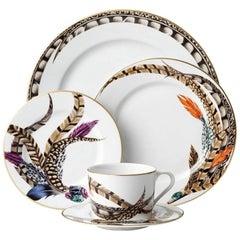 Set of 8 Place Settings of Ralph Lauren Carolyn Dinnerware
