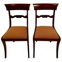 Set of Antique Federal Style Chairs, circa 1890-1910