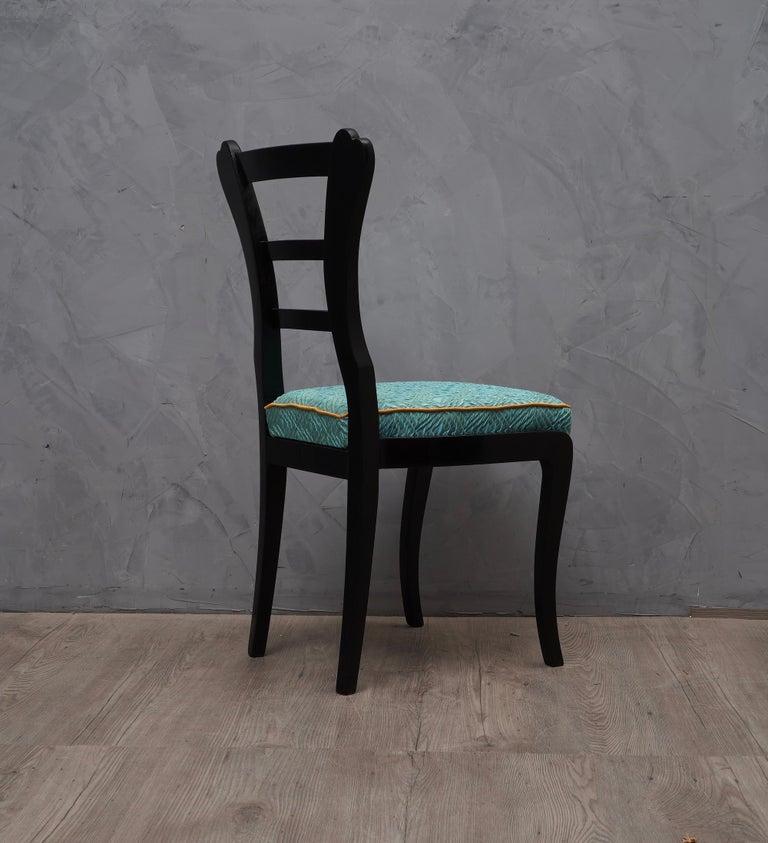 Austrian Set of Biedermeier Chairs, 1820 For Sale