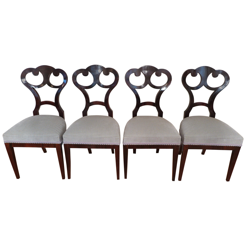 Set of Biedermeier Chairs