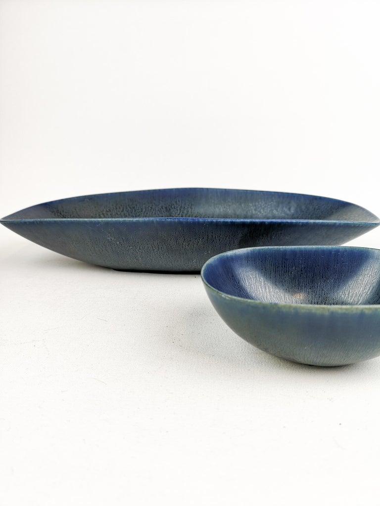 Swedish Set of Bowls Carl-Harry Stålhane Rörstrand Sweden, 1960s For Sale