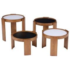 Set of Cassina Nesting Tables