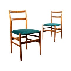 Set of Chairs by Gio Ponti Vintage, Italy, 1950s-1960s