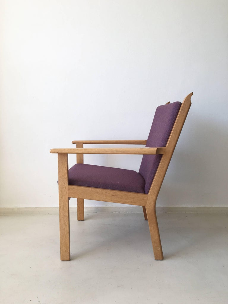 Danish Set of Chairs by Hans Wegner for GETAMA, 1980s For Sale