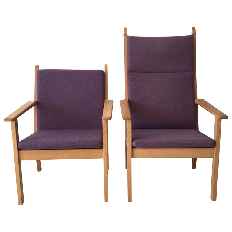 Set of Chairs by Hans Wegner for GETAMA, 1980s For Sale
