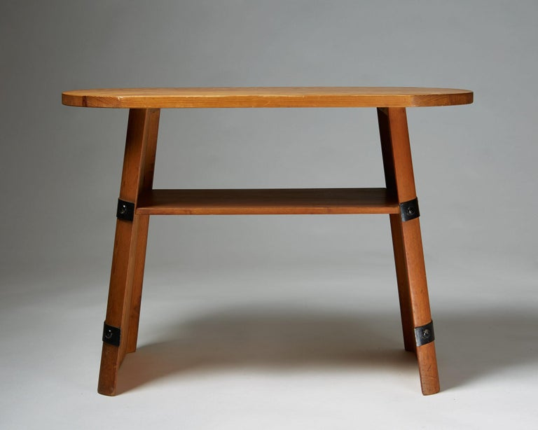 Set of Chairs Plus Table, Anonymous, Sweden, 1950s For Sale 1