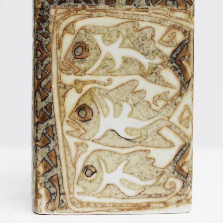 Set of Danish Ceramics for Royal Copenhagen Sixties For Sale 6