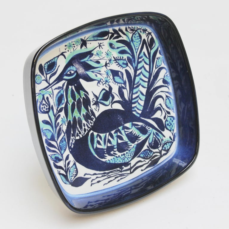 Scandinavian Modern Set of Danish Ceramics for Royal Copenhagen Sixties For Sale