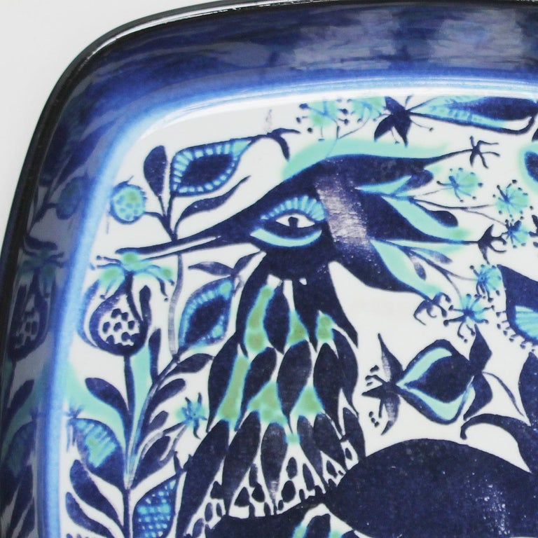 Set of Danish Ceramics for Royal Copenhagen Sixties In Good Condition For Sale In JM Haarlem, NL