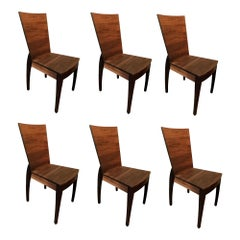 Set of Designed Chairs, 1960s