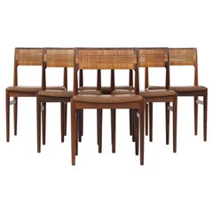 Set of Dining Chair by Erik Wørts